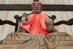 Pindola god statue Royalty Free Stock Photo