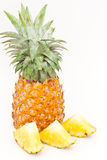 Pine apple Stock Image