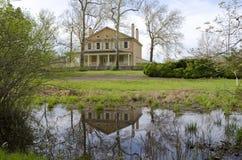 Pine Barrens Mansion Royalty Free Stock Photos