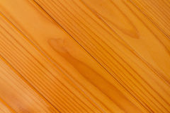 Pine boards Stock Photography