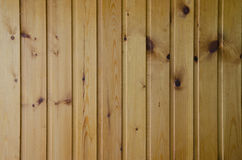 Pine boards Stock Image
