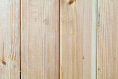 Pine boards different textures fit tightly. Stock Photo
