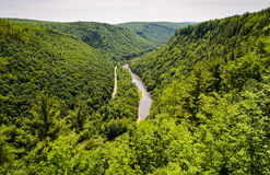 Pine Creek Gorge. Colton Canyon Stock Photos
