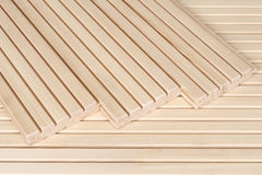 Pine floorboards Royalty Free Stock Image