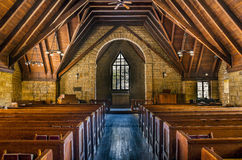 Pine Mountain Chapel, Kentucky Stock Image