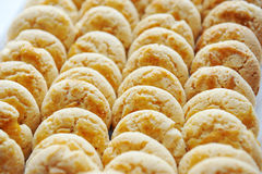 Pine nut macaroons Stock Photography