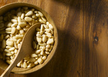 Pine Nut Stock Photo