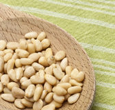 Pine Nut Seeds Royalty Free Stock Photo