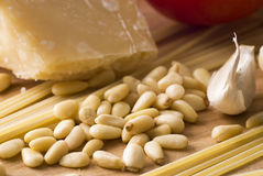 Free Pine Nuts Royalty Free Stock Images - 10817989