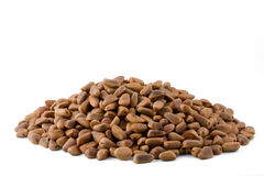 Pine nuts Royalty Free Stock Image