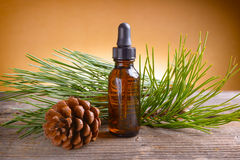 Pine oil Royalty Free Stock Photography