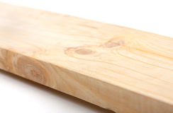 Pine plank Stock Images