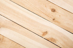 Pine planks background Stock Images
