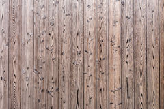 pine polished Wood wall surface, texture and background Stock Photos