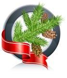 Pine  sign Royalty Free Stock Photos