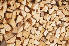 Pine timber background Royalty Free Stock Photo
