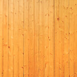 Pine Wood Background, Close up of Shiny Wood Panel. Close up of Shiny Pine Wood Wall with Vertical Strips(Background&#x29 Stock Photography