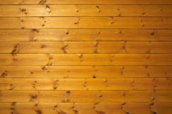 Pine wood golden warm color board stock photography