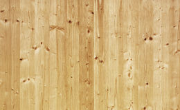 Pine wood panel texture Royalty Free Stock Photo