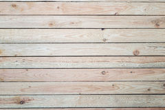 Pine wood plank texture and background Royalty Free Stock Image