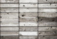 Pine wood plank texture. Close up grey Pine wood plank texture and background Stock Photos
