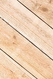 Pine wood planks Stock Image