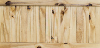 Pine wood texture and background Royalty Free Stock Photos