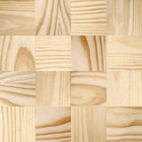 Pine wood tiles Royalty Free Stock Photo