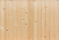 Pine wood wall Royalty Free Stock Images