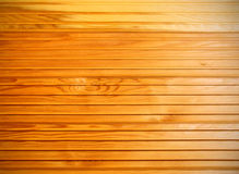 Pine wooden plank horizontal Royalty Free Stock Photography