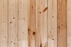 Pine wooden planks Royalty Free Stock Image