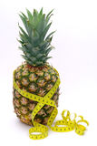 Pineapple 02 Royalty Free Stock Images