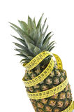 Pineapple. Royalty Free Stock Photo