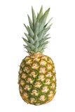 Pineapple. Isolated on the white background Royalty Free Stock Photography