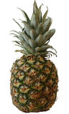 Pineapple. On white isolated background Royalty Free Stock Photo
