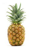 Pineapple. Isolated on white background Royalty Free Stock Photo
