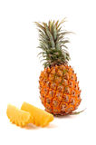 Pineapple. A very delicious fresh pineapple Stock Photo