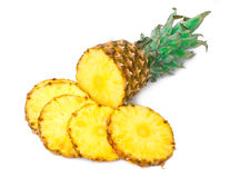 Pineapple (ananas) Royalty Free Stock Photo
