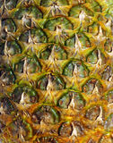 Pineapple background Stock Photos