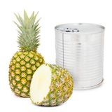 Pineapple can Royalty Free Stock Images