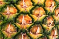 Pineapple closeup Royalty Free Stock Photos