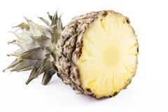 Pineapple cross section Stock Photo