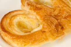 Pineapple danish pastry Stock Images