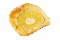 Pineapple Danish Pastry Stock Image