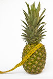Pineapple diet Stock Images