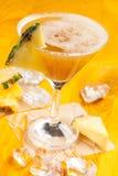 Pineapple drink Stock Image