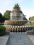Pineapple Fountain Royalty Free Stock Photo