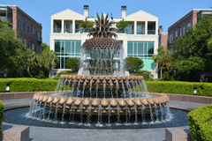 The Pineapple Fountain Stock Photography