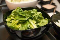 Pineapple Fresh fruits salad Stock Image