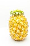 Pineapple. Fresh sweet Pineapple  white Stock Photo